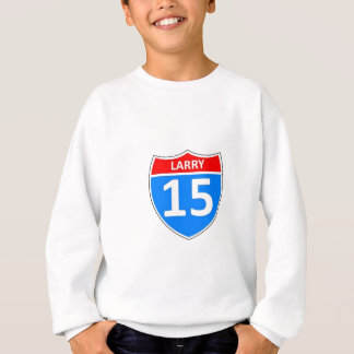 Larry 15 sweatshirt