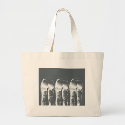 Larry Curly Moe Canvas Bag