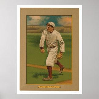 Larry Doyle Giants Baseball 1911 Posters