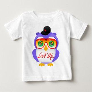 Larry el búho (ámeme) camisetas