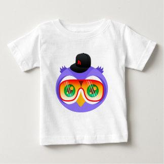 Larry el búho púrpura (versión de las sombras) t shirts
