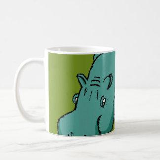 Larry el Hippo. Taza
