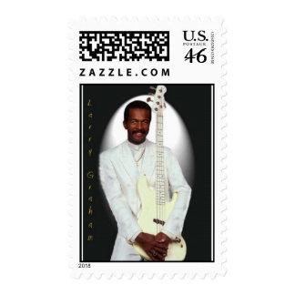 Larry Graham Stamp 2