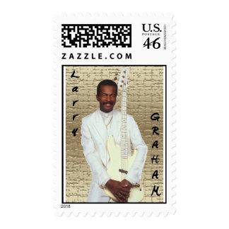 Larry Graham Stamp 6