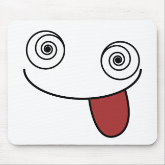 Larry Hypnotique Mouse Pad