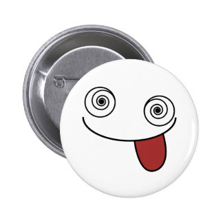 Larry Hypnotique Pinback Button