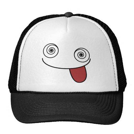 Larry Hypnotique Trucker Hats
