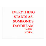 larry niven quote post cards