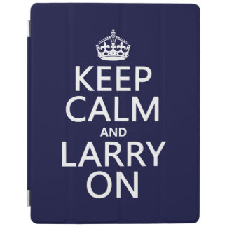 Larry On iPad Cover