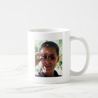 Larry Rosen with Sunglasses Coffee Mug