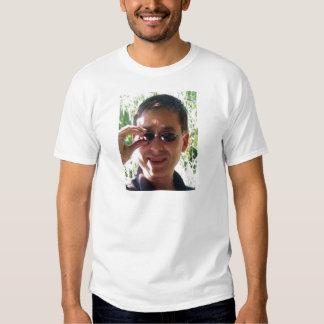 Larry Rosen with Sunglasses T-shirt