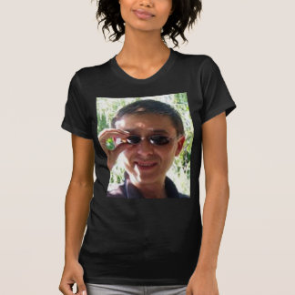 Larry Rosen with Sunglasses T Shirt
