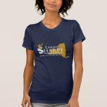 "Larry Sharpe for Her T-Shirt<br><div class=""desc"">Larry Sharpe Navy Women&#39;s T-Shirt</div>"