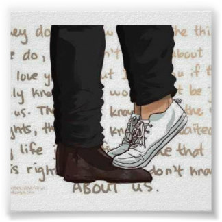 Larry Stylinson Poster