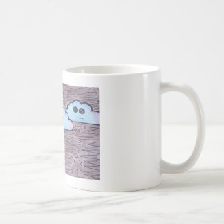 Larry the Albino Cloud Coffee Mug