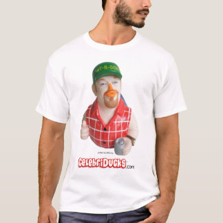 Larry the Cable Guy Rubber Duck Tee