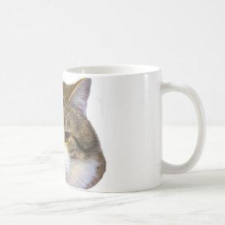 Larry the Downing Street Cat Face Mug