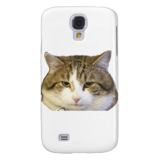 Larry the Downing Street Cat Face Samsung S4 Case