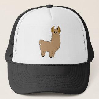 Larry the Llama Trucker Hat