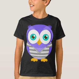Larry the Purple Owl (Original) T-Shirt