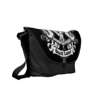 Larry West's Black Label Courier Bags