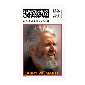 LARRY WILMARTH 1st CLASS 44-cents US STAMPS