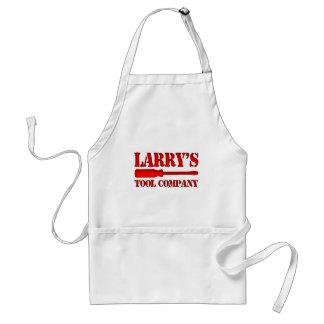 Larry's Tool Company Adult Apron