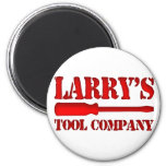 Larry's Tool Company Magnets