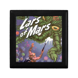 Lars of Mars and the Bug-eyed Tentacle Monster Jewelry Box