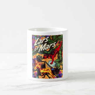 Lars of Mars Anthology Coffee Mug