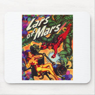 Lars of Mars Anthology Mouse Pad