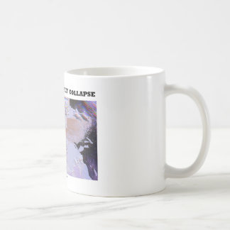 Larsen B Ice Shelf Collapse (Picture Earth) Coffee Mug