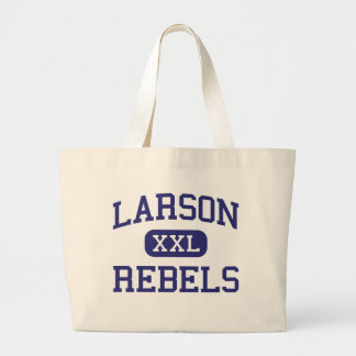 Larson rebela escuela secundaria Troy Michigan Bolsa De Mano
