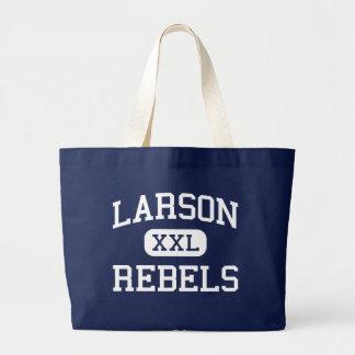 Larson rebela escuela secundaria Troy Michigan Bolsas