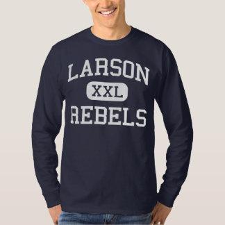 Larson Rebels Middle School Troy Michigan T-shirt