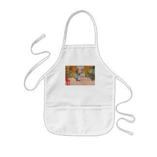 Larsson: The Kitchen, Art Kids' Apron