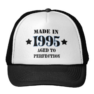 Larva in 1995 - Aged ton perfection Trucker Hat
