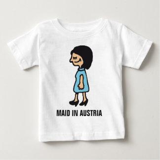 larva in… t-shirt