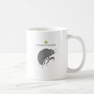 Larvae of cicadas g5 coffee mug