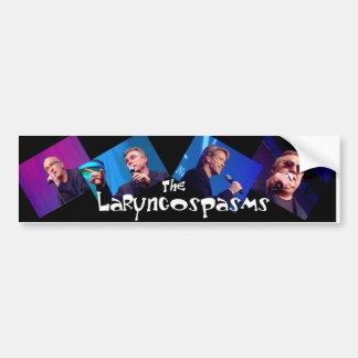 Laryngospasm Bumber Sticker Bumper Sticker
