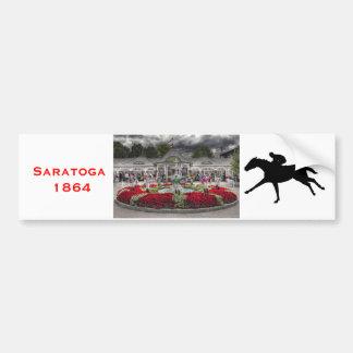 Las 12 participaciones Winners.jpg de Saratoga Etiqueta De Parachoque