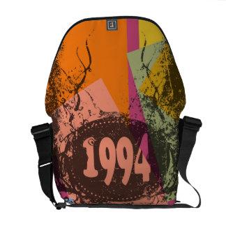 las 1994 - diseño del arte pop del estilo - bolsas bolsas de mensajeria