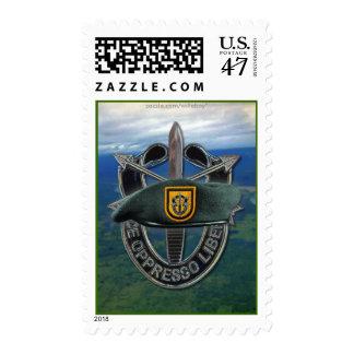 las 1ras fuerzas especiales agrupan franqueo del timbres postales