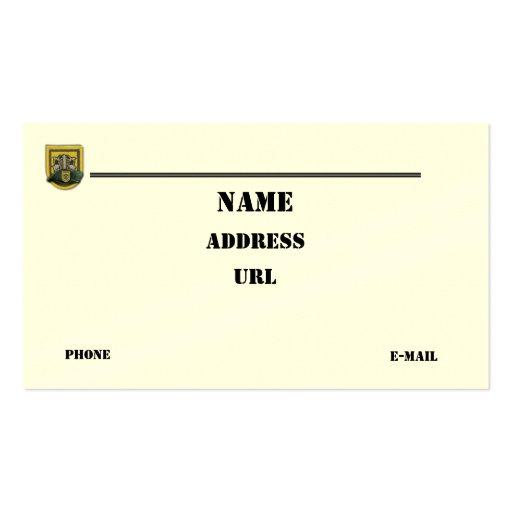 las 1ras fuerzas especiales agrupan la tarjeta de