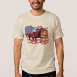 Las 2015 camisetas de los hombres del americano playeras