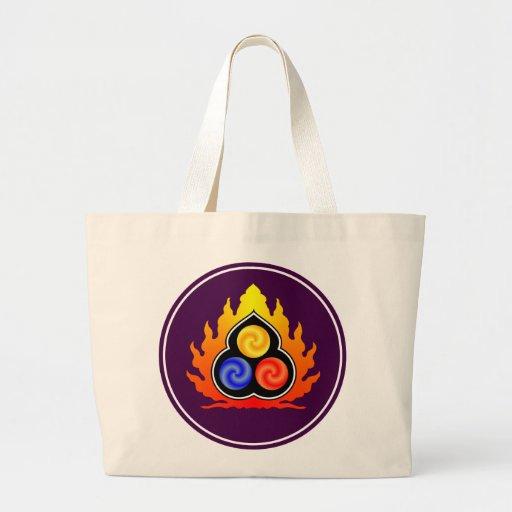 Las 3 joyas - Taoism/Tao Te Ching/Lao Tzu Bolsa