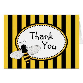 Las abejas de Buzzzing le agradecen las tarjetas d