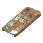 Las acciones hablan más ruidosamente iPhone 5 Case-Mate protectores