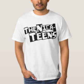 ¡Las adolescencias de Nica! camiseta para hombre
