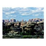 Las agujas - parque nacional de Canyonlands Postales